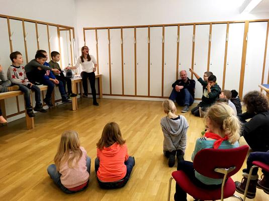 Tag der offenen Philharmonie für Grundschulen