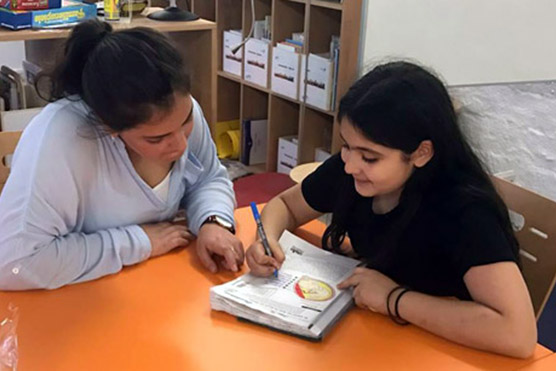 JaBe Stiftung - Schüler helfen Schülern